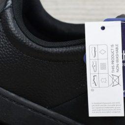 Cum pot verifica dacă pantofii mei sunt din piele?